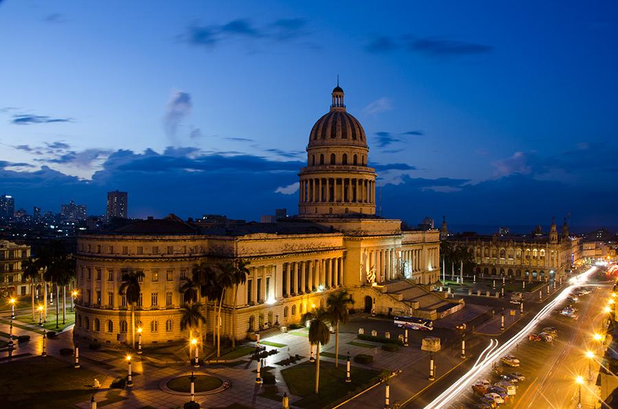 capitolio-Habana